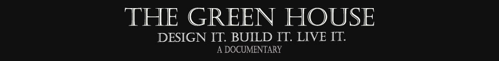 Green Living Films The Green House Banner